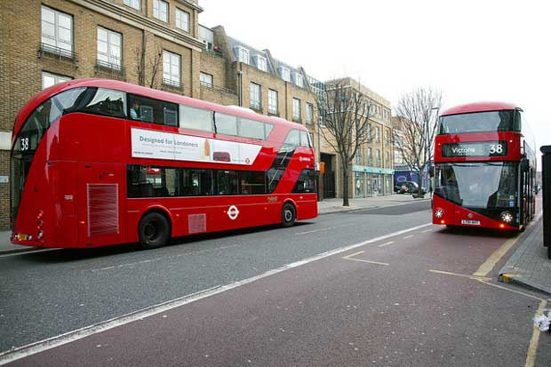 Speed assistance technology proven on London buses
