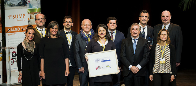 Murcia and Malmö win EU mobility awards
