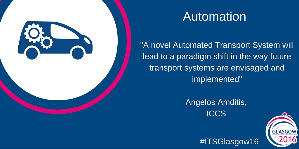 Automation: a paradigm shift in transport