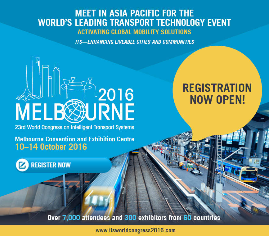 ITS World Congress early bird registration now open