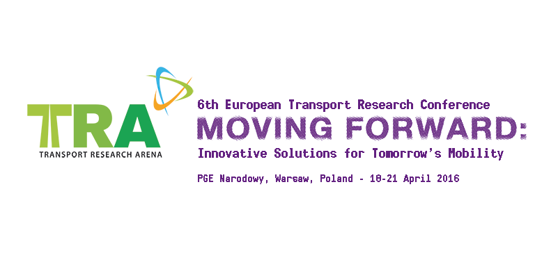 TRA2016: Transport Research and Innovation in the Spotlight
