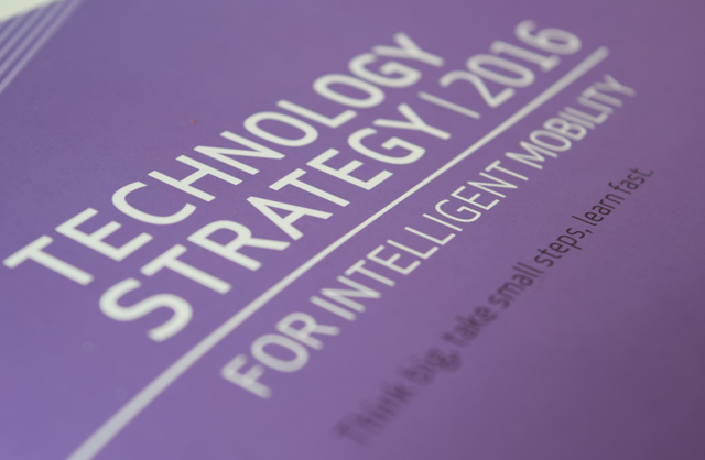 Transport Systems Catapult publishes new technology strategy focused on market sectors UK industry can best compete