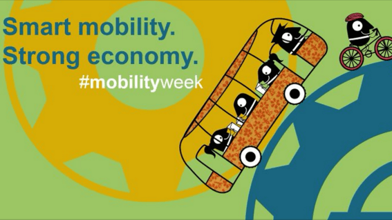 Registration opens for European Mobility Week 2016