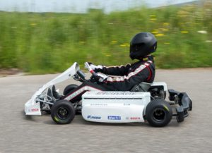 Bosch makes racing karts clean and quiet - ERTICO Newsroom