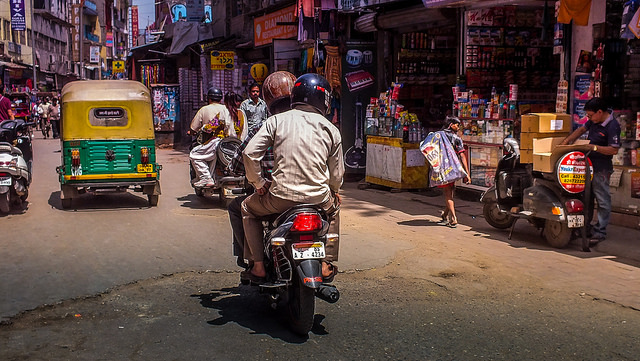 India to require daytime lights for motorcycles