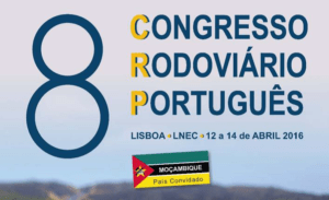 8th Portuguese Road Congress, Lisbon, 12-14 April 2016