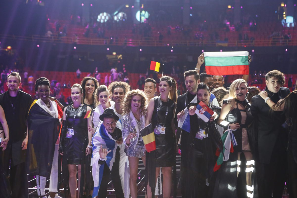 Contactless Payment comes to Eurovision