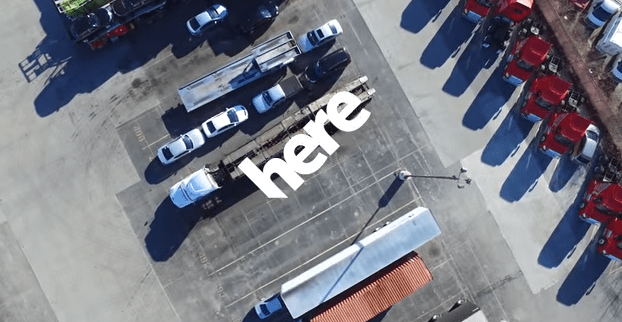 HERE enables CalAmp to provide global fleet management services
