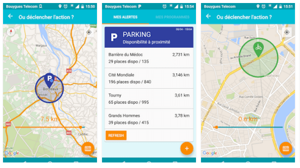 Bobby – the winning app of the ITS Hackathon in Bordeaux – is now live!