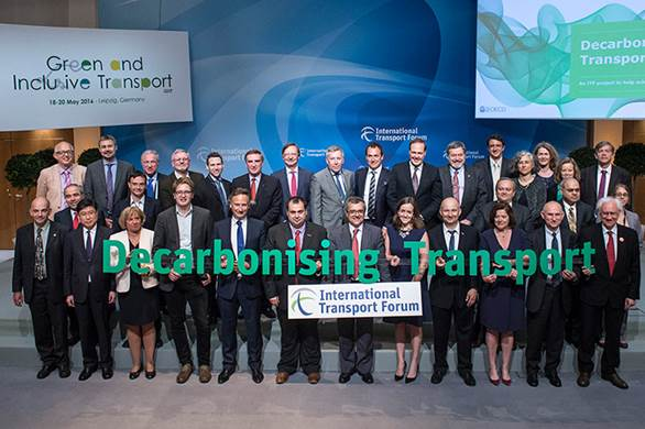 Transport Sector Unites to Launch Global Decarbonising Transport Project