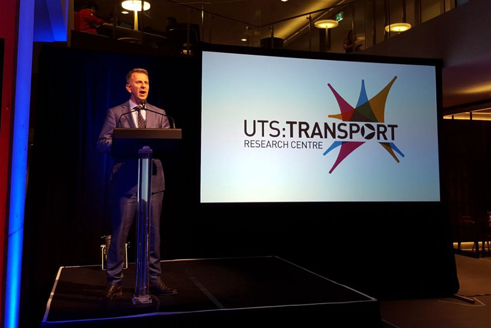 The University of Technology Sydney (UTS) opens new transport research and innovation hub