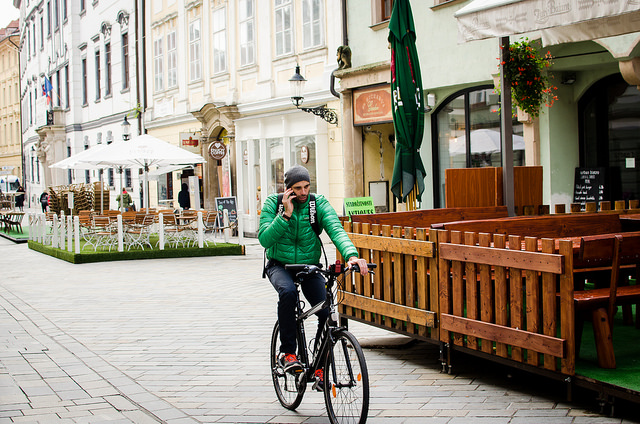 New bicycle paths for Bratislava