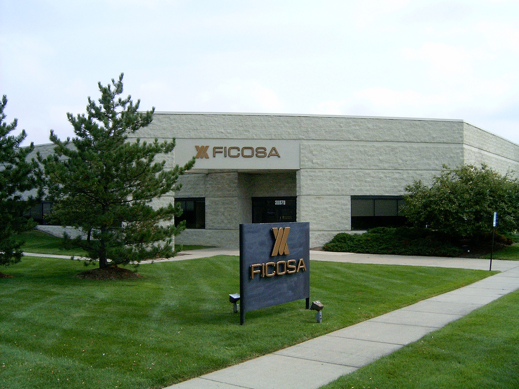Ficosa awarded multiple rear-view mirrors contract in North America