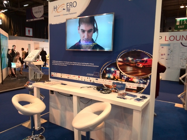 Report on I_HeERO activities at the Glasgow ITS Congress