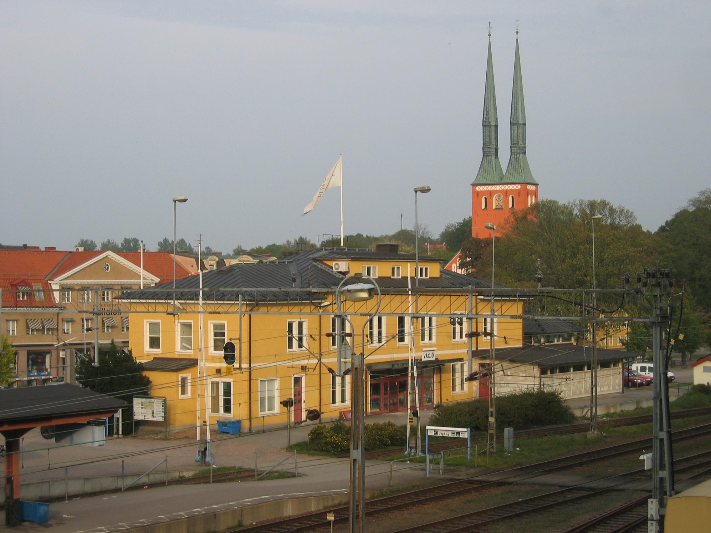 Växjö receives funding to improve public transport