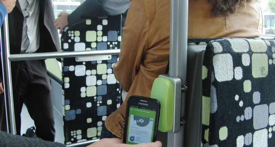 Exhibitor PR – Xerox Launches Universal System for Secure, Ticketless Public Transport Payment by Smartphone