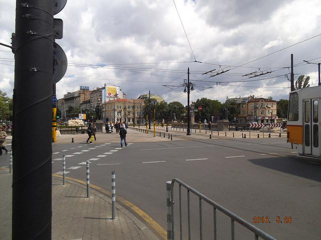 Sofia opens metro extension
