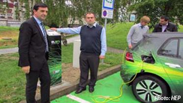 Dubrovnik signs agreement for EV charging stations