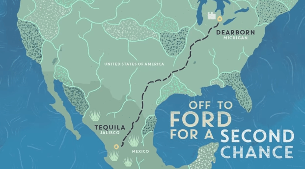 Ford and Jose Cuervo to develop bioplastic materials out of