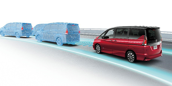 Nissan puts new car with autonomous technology on the market new