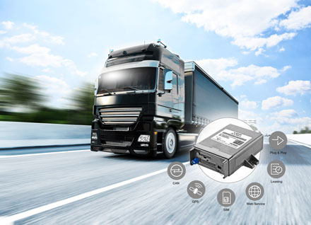 Ready to go in the blink of an eye! VDO DLD Wide Range II makes the downloading of tachograph data even easier