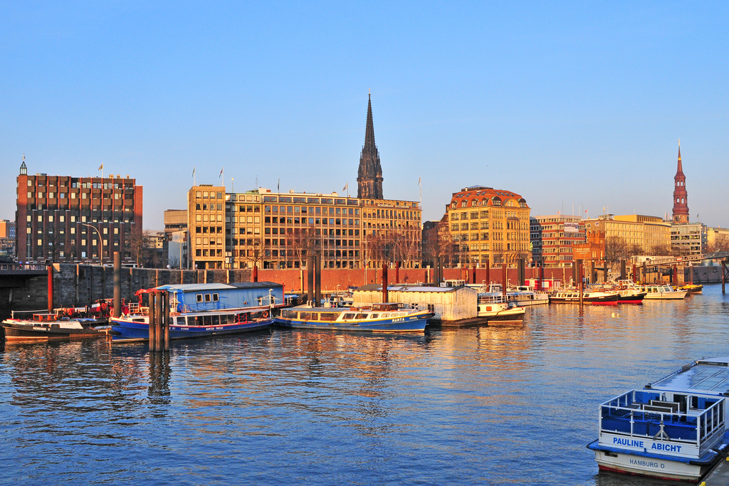 Hamburg agrees strategic mobility partnership (Germany)