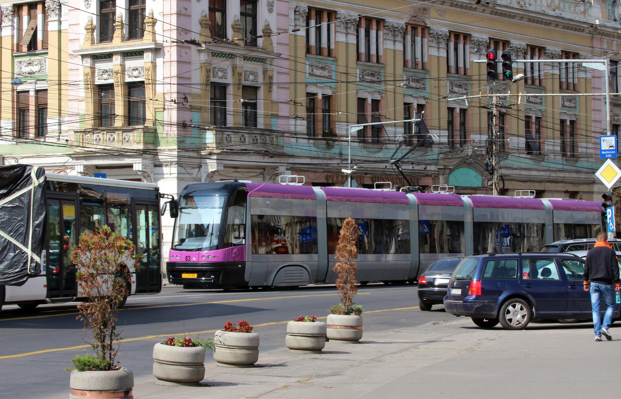 Cluj-Napoca first Romanian city to introduce electric buses