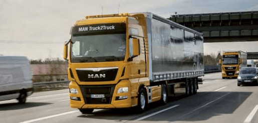 The emergence of truck platooning