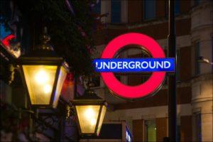 underground, tube, metro
