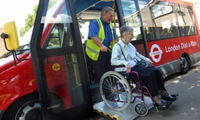 EU-wide service platform MOBiNET improves efficiency of Dial-a-Rial service in London