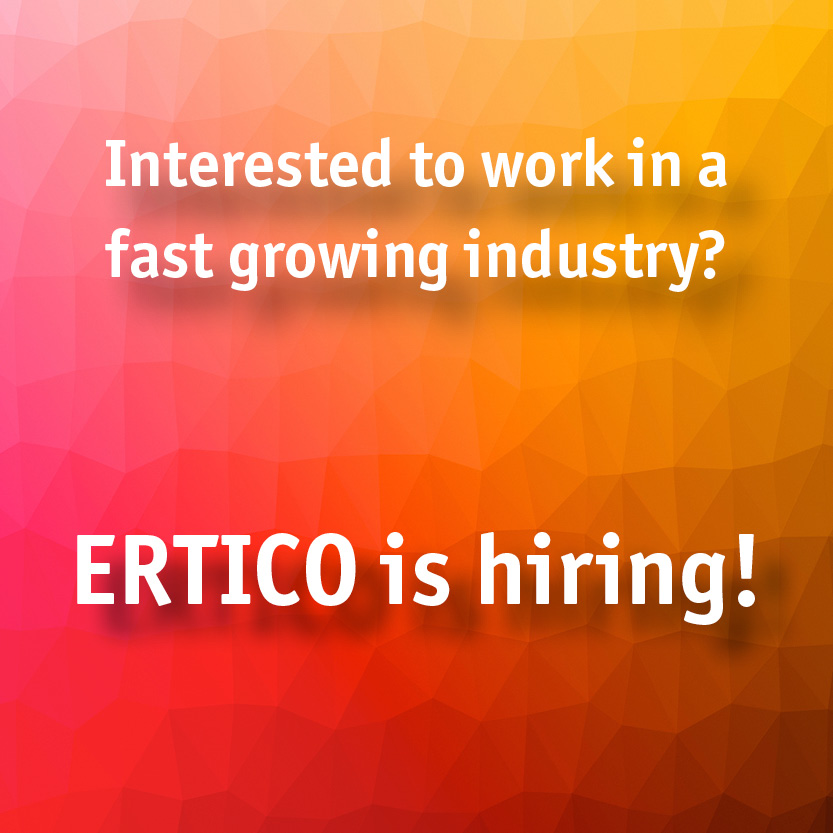ERTICO is hiring Comms