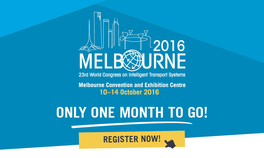 One month to go till the ITS World Congress!