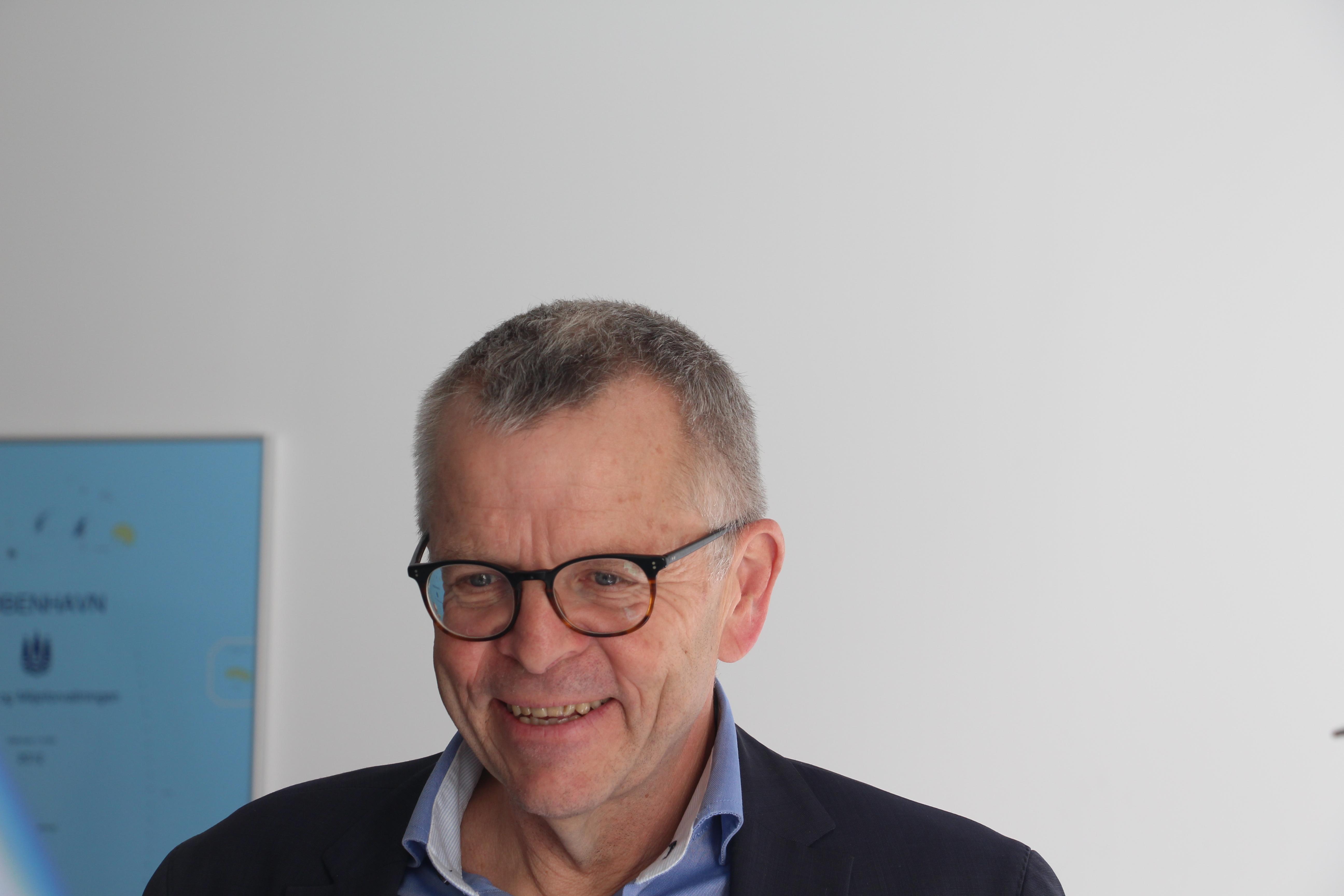 Interview with Steffen Rasmussen, City of Copenhagen