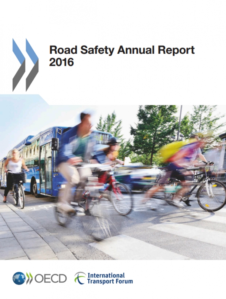 IRTAD Road Safety Annual Report 2016