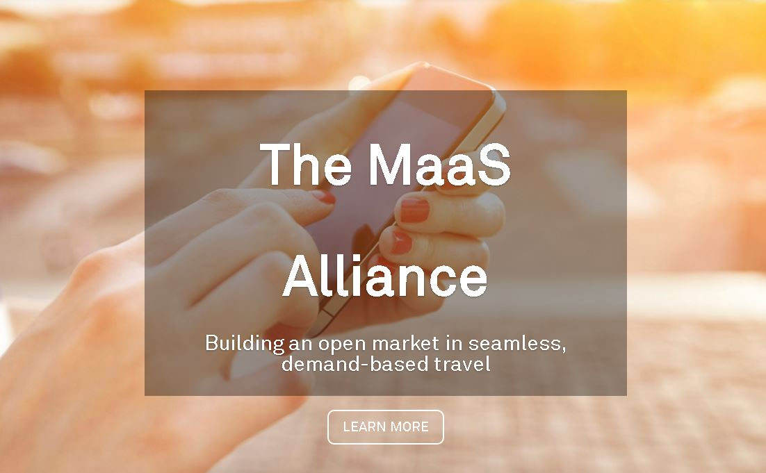 Join the MaaS Alliance at the ITS European Congress
