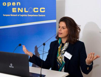 CO-GISTICS at Open ENLoCC event