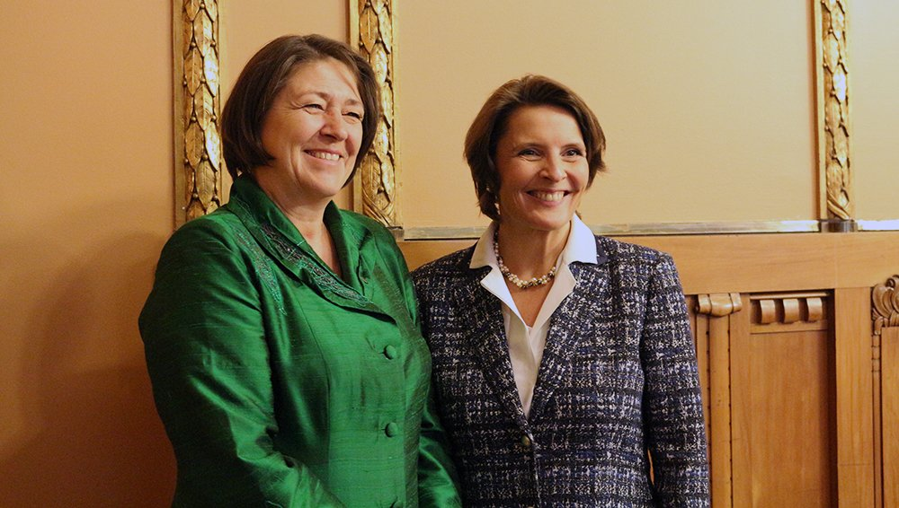 Minister Berner to meet Commissioner Bulc