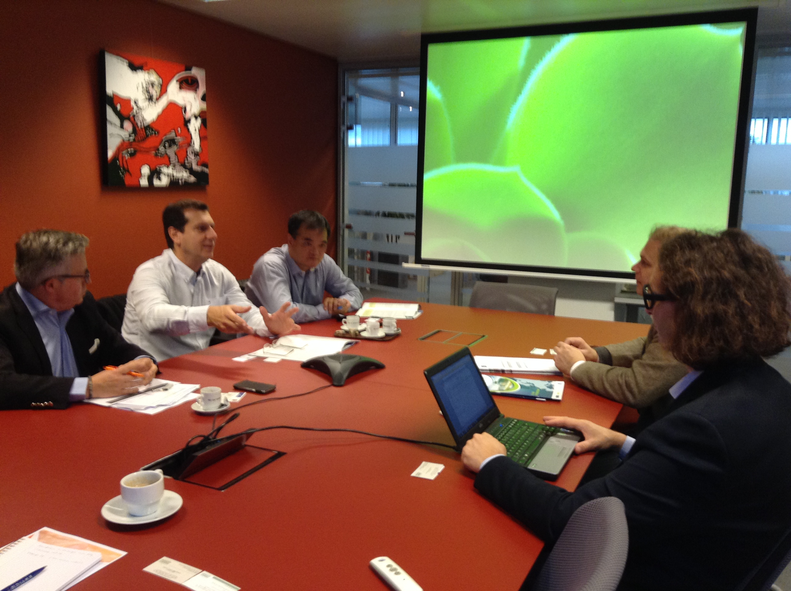 ERTICO receives visit from Federal University of São Paulo, Brazil