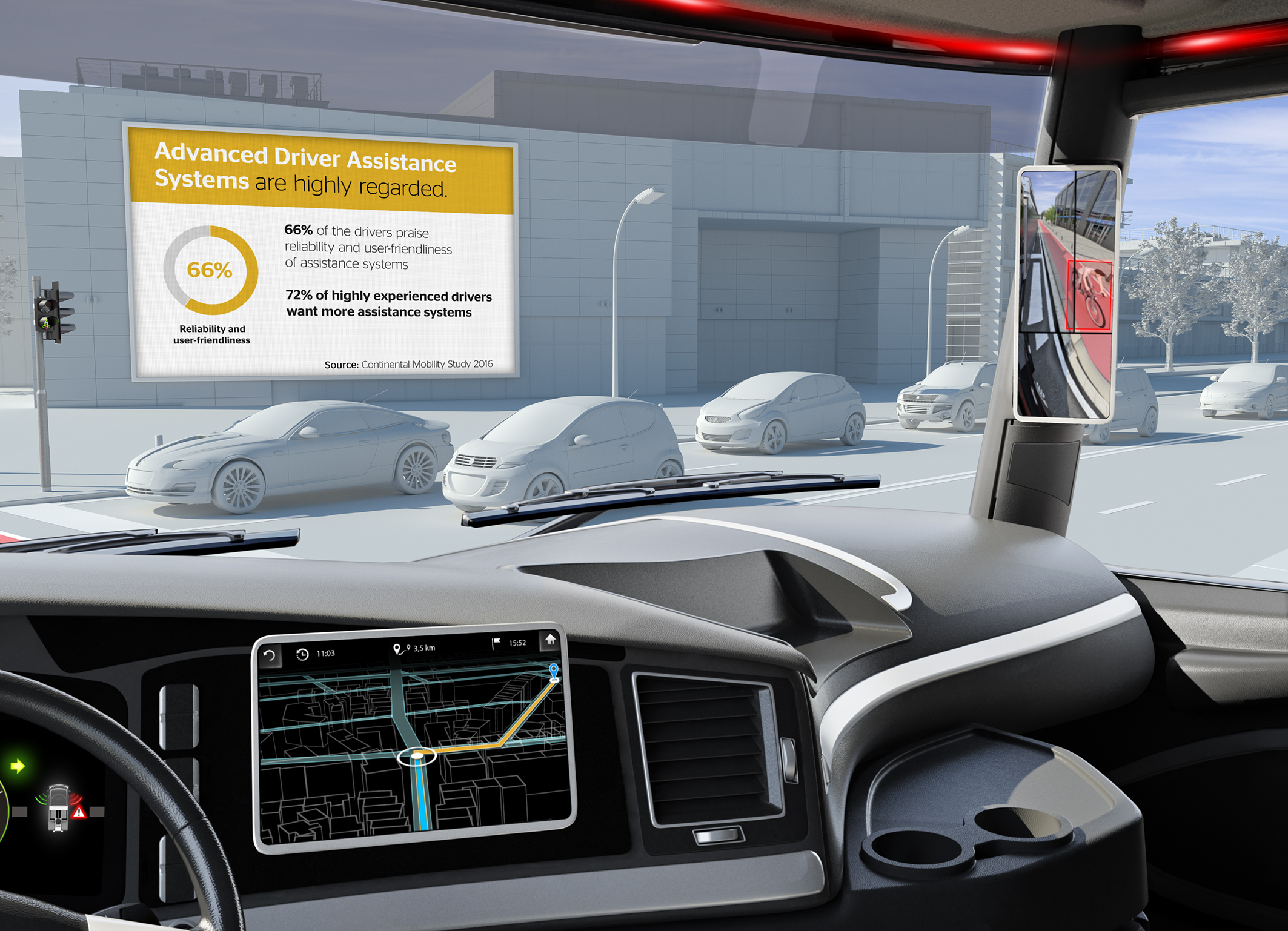 "Continental Mobility Study 2016 ""The Connected Truck"""