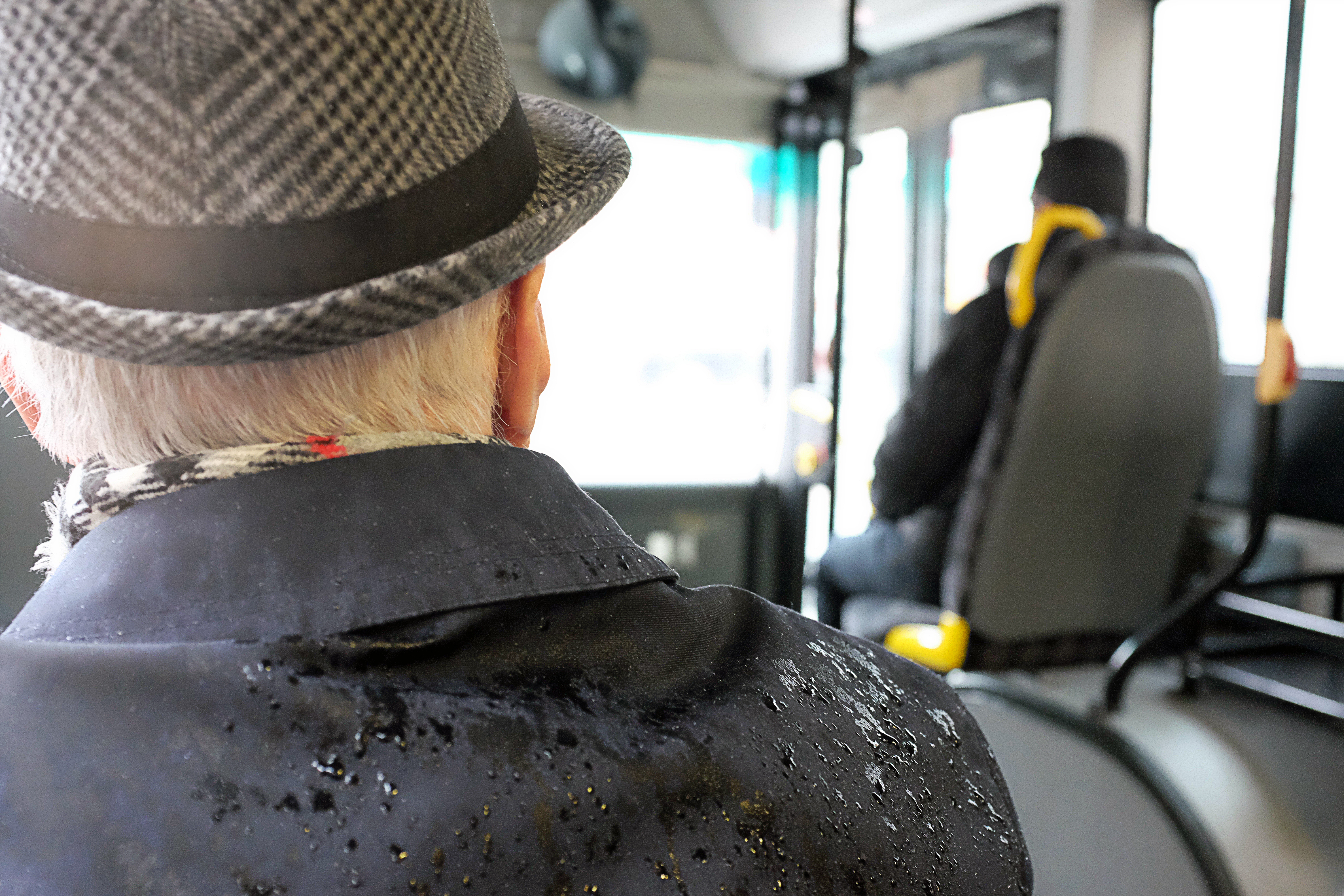 Daugavpils gives pensioners free public transport (Latvia)