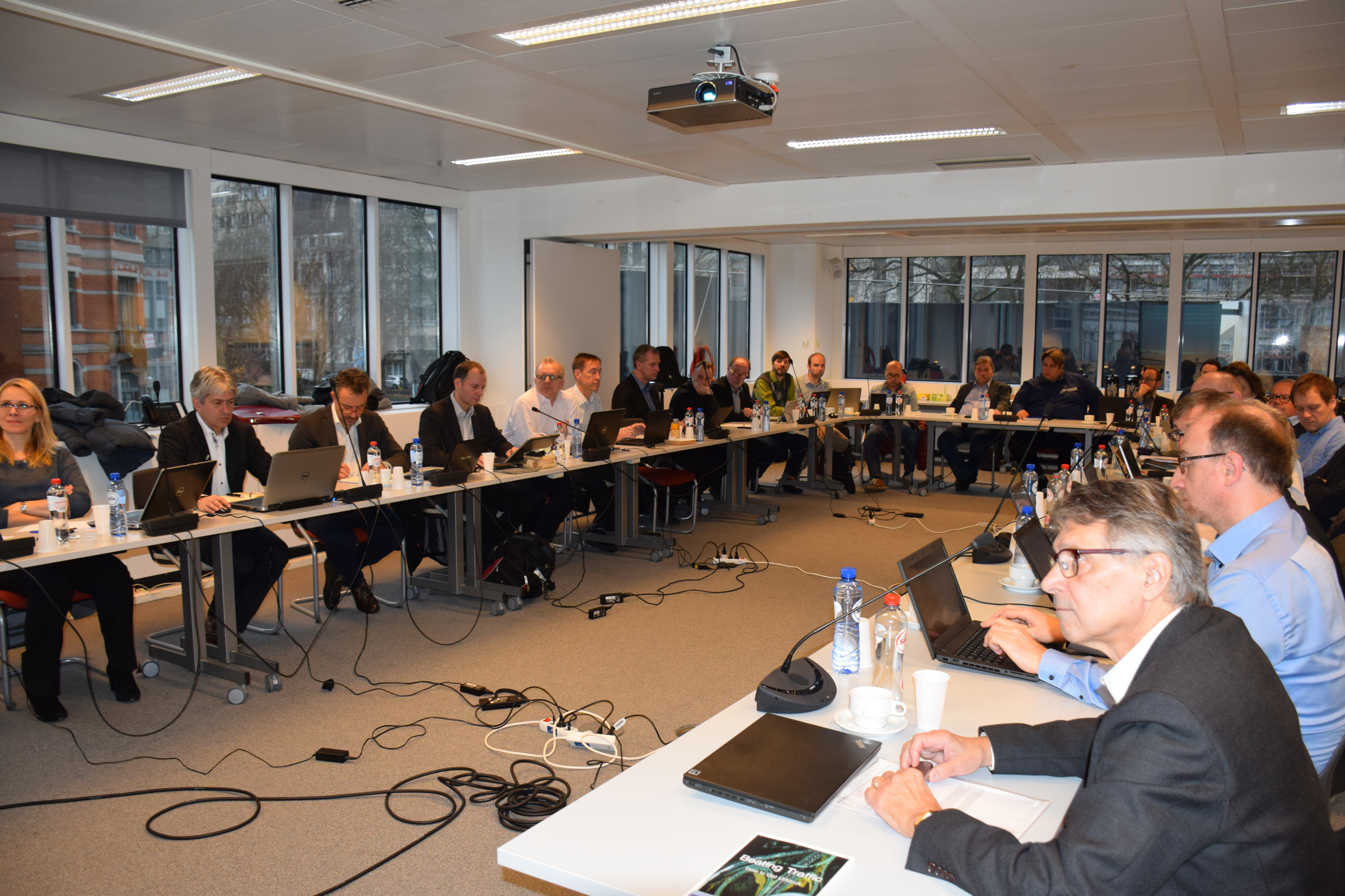 TISA holds its committee meetings on 13 & 14 December in Brussels