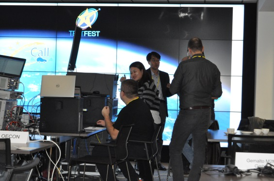 Press release: PSAP infrastructure update sets the scene for the 5th eCall TESTFEST event