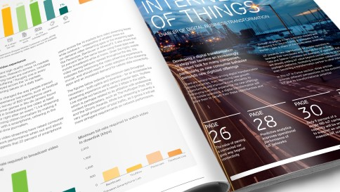 Read the Ericsson Mobility Report