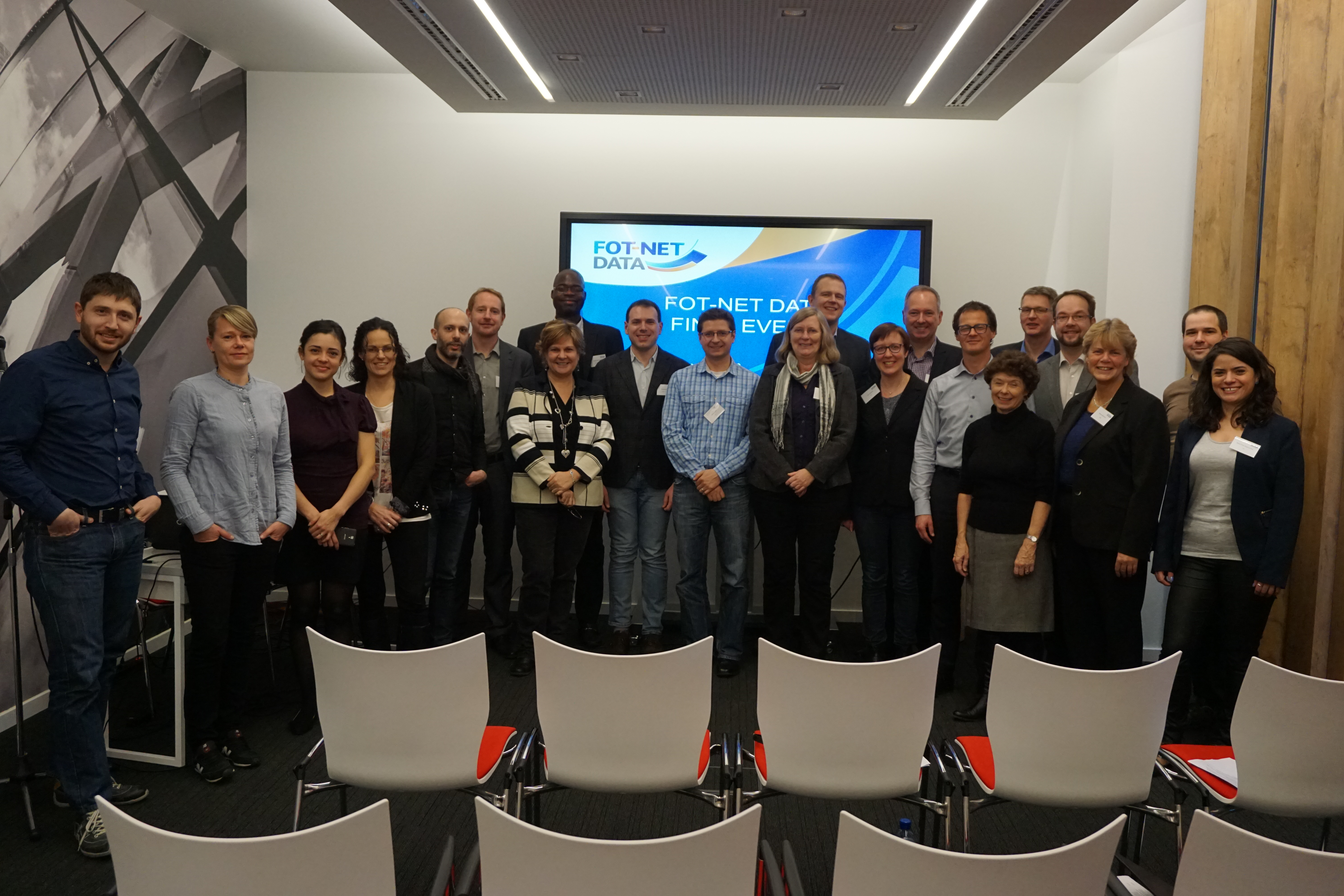 FOT-Net Data concludes with final event in Brussels