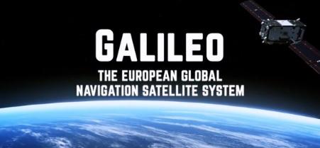 Galileo satellite network goes live