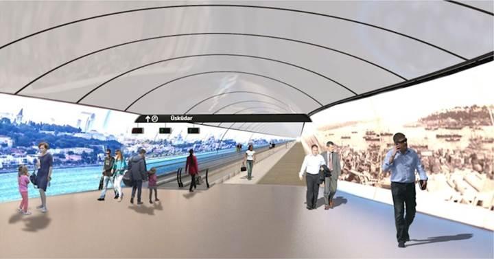 Istanbul plans intercontinental underwater walkway
