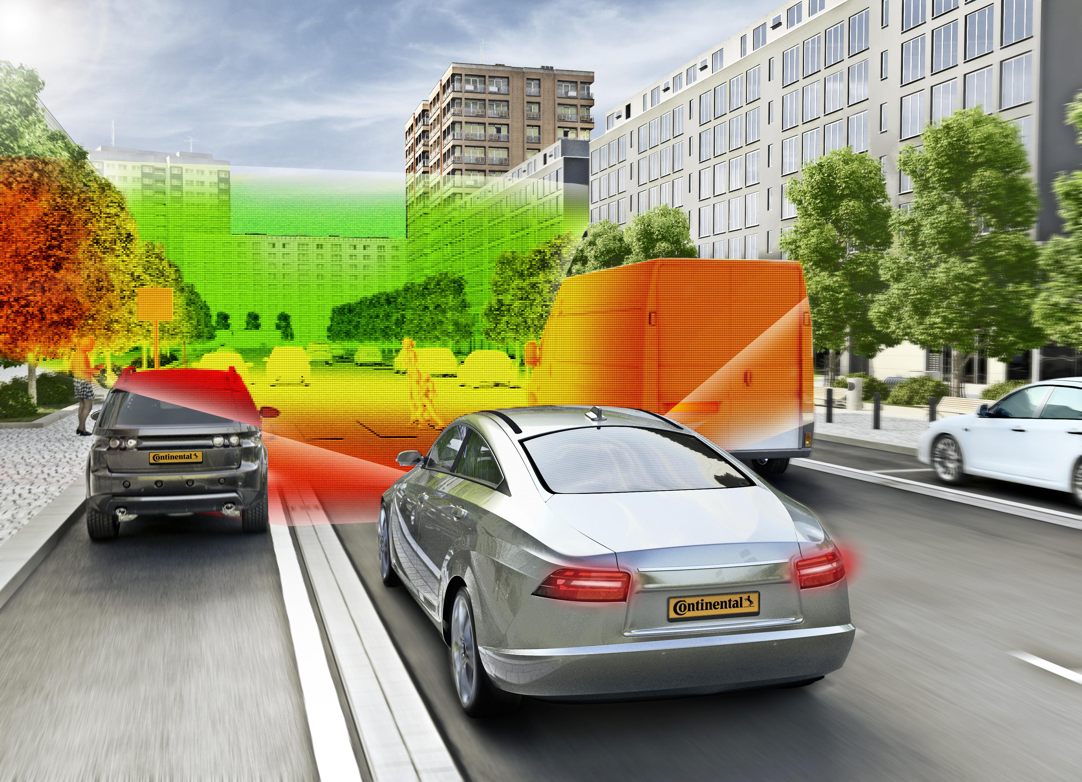 Continental Develops Next-Generation Environment Model