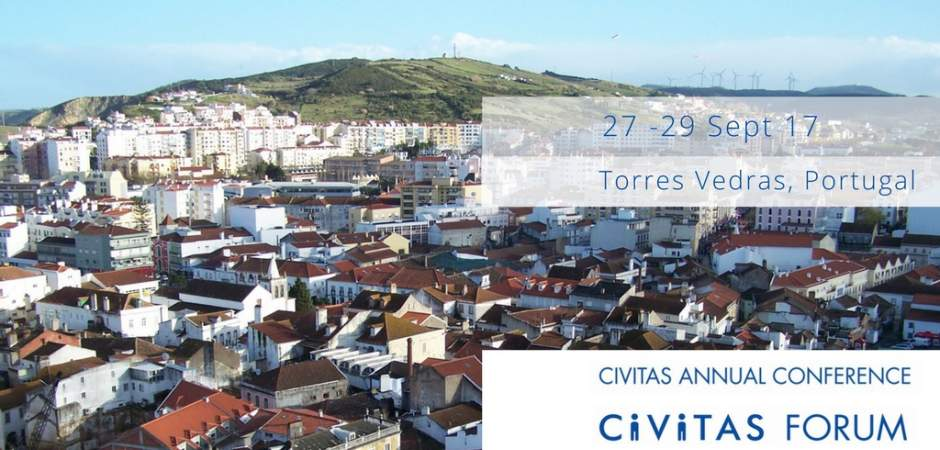 Save the date: CIVITAS Forum Conference 2017