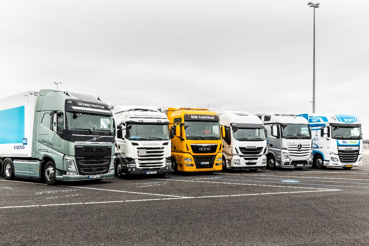 European Truck Platooning Challenge: Networking event coming up!