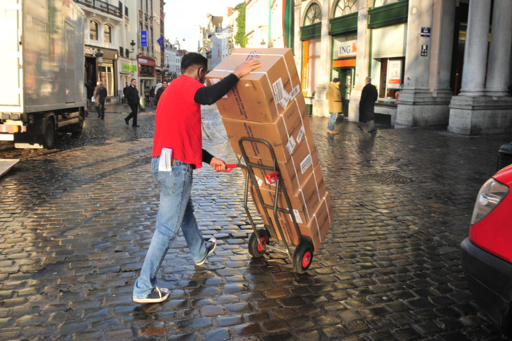 New report looks at solutions to UK urban freight challenges